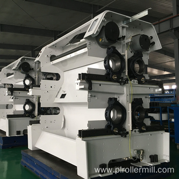 PINGLE E-Control Double Roller Mill