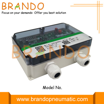 Pulse Valve Multi Timer Controller for dust collector