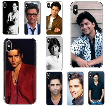 For Huawei Y6 Y5 2019 For Xiaomi Redmi Note 4 5 6 7 8 Pro Mi A1 A2 A3 6X 5X 7A John Stamos Full House California Star Soft Cover