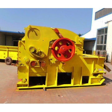 designs novel Wood Chipper