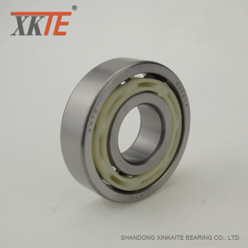 Polyamide Cage Bearing Used In Gold Mining Industry