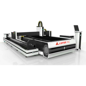 Factory High Precise Aluminum/Brass/Steel Laser Cutter