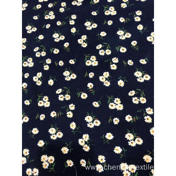 100% Cotton Stretch Active Printed Fabric