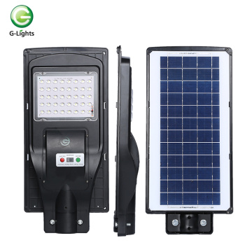Super bright IP65 radar sensor solar road light