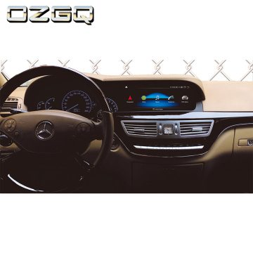 Car Video Multimedia per Mercedes Benz Classe S.