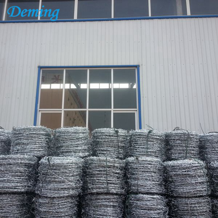 Hot Sales Hot Dip Galvanized Barbed Wire