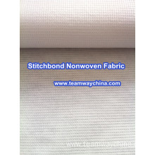 Waterproof Material RPET Stitch Bonded Nonwoven Fabric