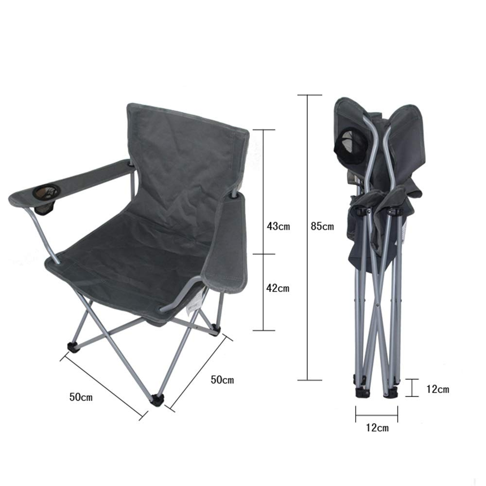 Travel Chair With Arm Rest