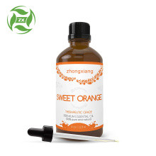 OEM/ODM Best Therapeutic Grape Sweet Orange Essential Oil