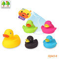 CQS623-8 CQS soft ducks 5PCS with BB sound