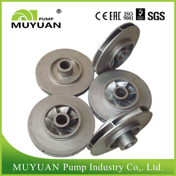 Eorrosion Resistant  Slurry Pump Wet End Parts