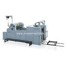 SZFM-1200 AUTOMATIE WATER-SOLUBLE FILMING MACHINE
