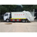 5ton 130HP Compactor Rubbish Trucks