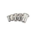 150pcs Aluminum Rivet Nuts Kit Rivnut Standard SAE Imperial Rivet Insert Nutsert Cap Rivet Nut 1/4-20 10-32 10-24 8-32 6-32