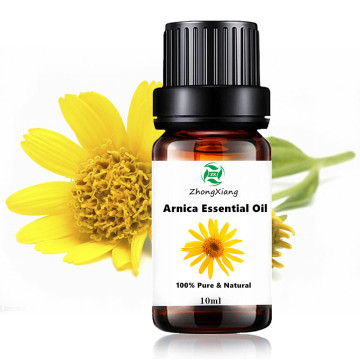 00% Pure Natural Arnica Oil Aromatherapy essential oil