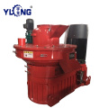 Wood Sawdust Logs Pellet Making Machine Plant Machinery