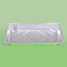 Big Wrinkle-wall Aluminum Foil Cooking Pan