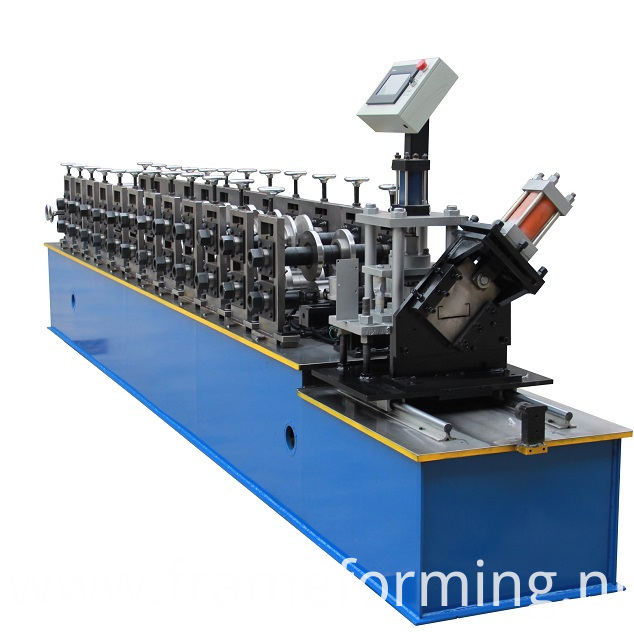 Steel Stud And Track Machine Metal Stud And Track Making Machine