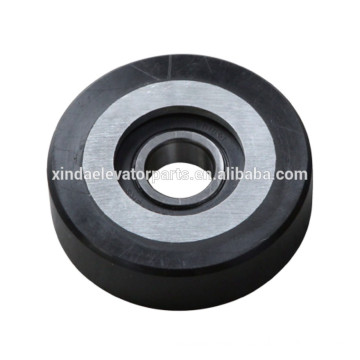 Step wheel 80x23 bearing 6202 for escalator spare part
