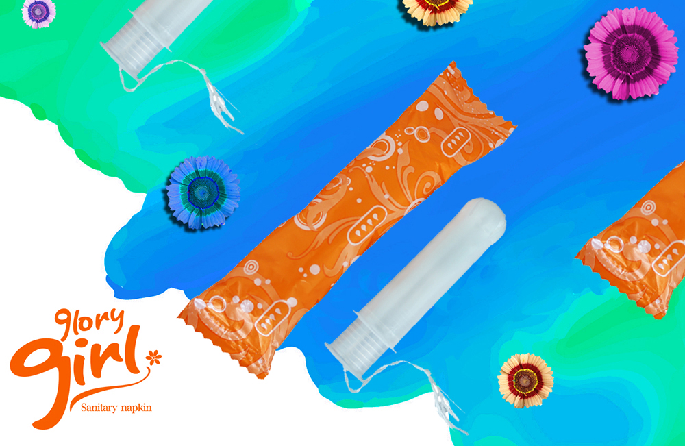100 Organic Cotton Tampons