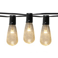 ST40 3 LEDs Solar Powered Outdoor String Lights