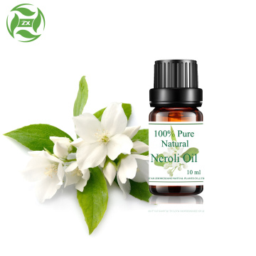 100% Natural Organic Neroli oil for winkle scar