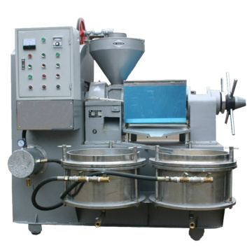 Multifunctional Oil Expeller with Filters
