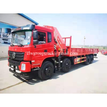 Dongfeng Chassis mounted SANY crane