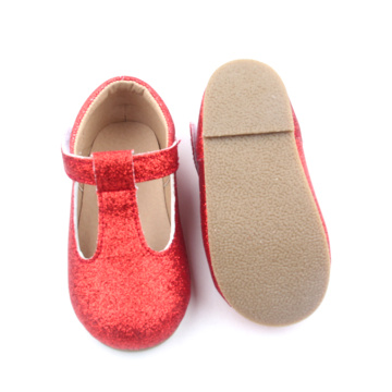 Girls Party Christmas Glitter Baby Dress Shoes