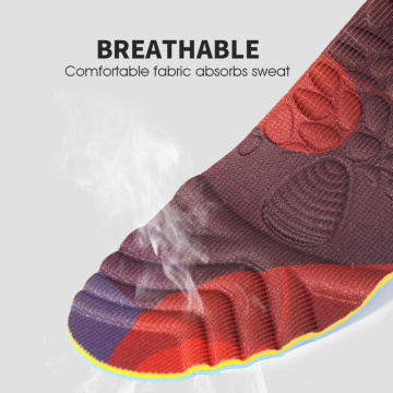 Breathable Non-slip Shock Absorption insoles