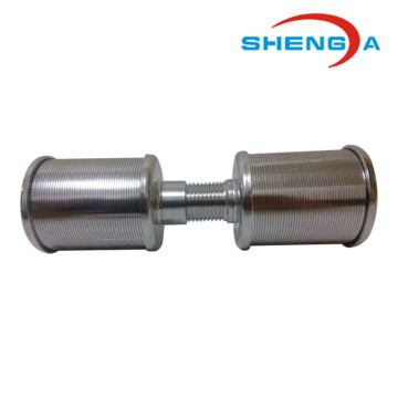 Wedge Wire Filter Nozzle for Desalination