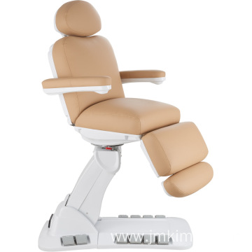 podiatry dermatology chair electric facial bed & chair