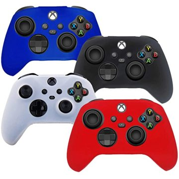 Controller Shell Silicone Rubber Game Case