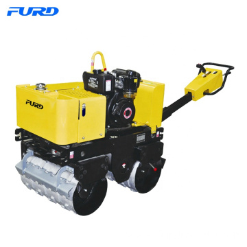 Small Walk-behind Sheepsfoot Roller Compactor for Sale