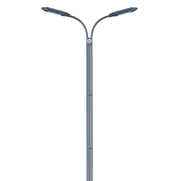 LED Solar Street Lighting Poles