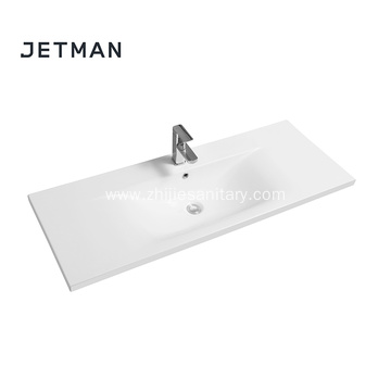 Hot sell Mid-edge Deep Sink Ceramic Lavabo