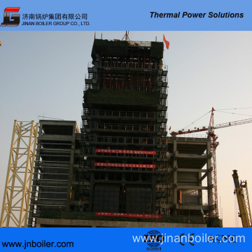35 T/H Bituminous Coal/Anthracite/Lignite Fired CFB Boiler