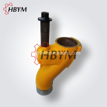 S Valve For Putzmeister Concrete Pump Car