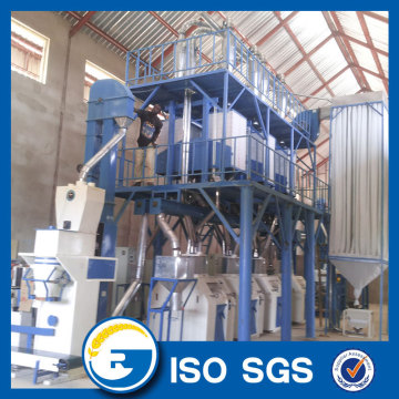 Commercial use maize milling machine manufacturer