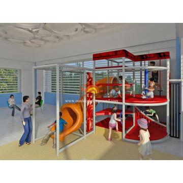 Children Soft Play Structures Indoor Playground