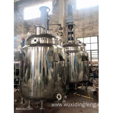 industrial continuous stirred tank reactor price