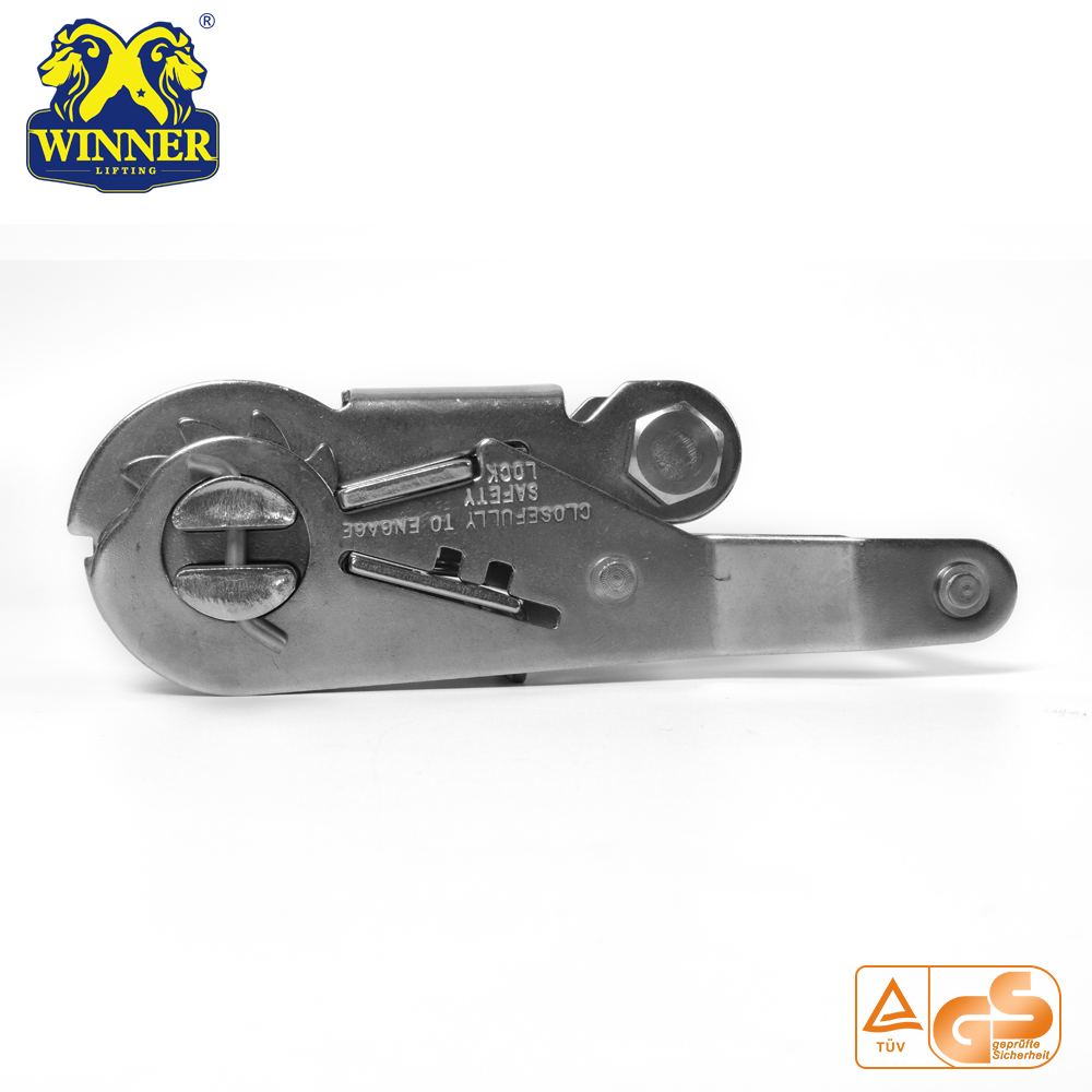Heavy Duty Stainless Steel 304 Ratchet Buckle With Quality