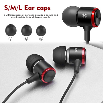 Audio Bass Ergonomic Stereo Sound Wired Earphone Earbuds In Ear Noise Isolating Accessories Game VR Headset For Oculus Quest