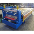 Single Board Colored Flat Type Panels Forming Machine