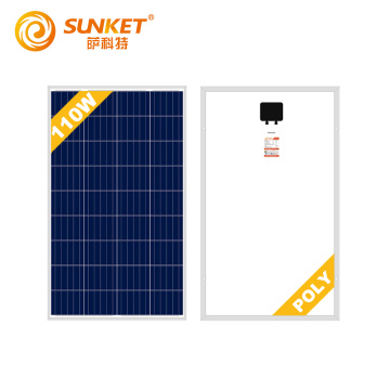 Sunket 150W poly pv module solar panel
