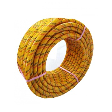PVC flexible high pressure weaved spary hose
