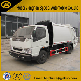 JMC 2 Ton Small Waste Compactor Truck