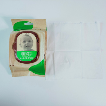 Disposable Pure Eco Friendly Sensitive Baby Wipes