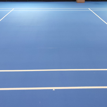 indoor PVC Badminton Court mat