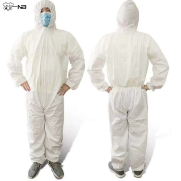 Disposable Protection Coverall without boot